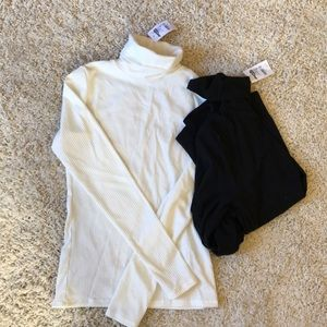 Turtleneck bundle Charlotte Russe NWT size small
